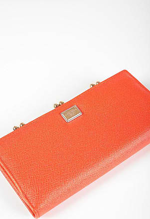 Dolce & Gabbana Leather Wallet Größe Unica