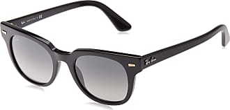 Ray-Ban Unisex Adults 901/71 Sunglasses, Black, 49