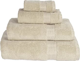 DKNY Mercer Plain Dye Towel - Stone - Bath Towel