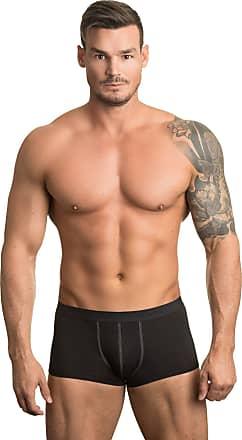 sloggi Mens 24/7 Hipster 2P Plain Boxer Briefs, Black, XX-Large (Manufacturer Size:40)
