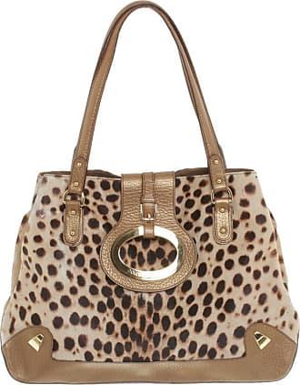 Dolce & Gabbana gebraucht - Dolce & Gabbana-Handtasche mit Animal-Print - Damen - Bunt / Muster