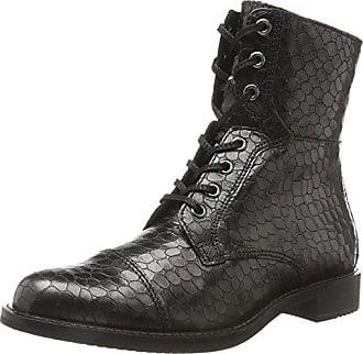 b4088758c7f19b Ecco Damen Shape 25 Stiefel Schwarz (Black-Buffed Silver) 40 EU
