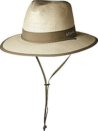 d596ac717693bd Columbia Mens Forest Finder Sun Hat, Fossil, sage, L/XL