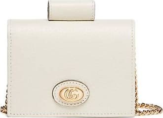 Gucci Micro sac portefeuille en cuir