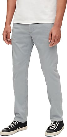 GAP Calça Jeans GAP Reta Cinza