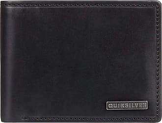 Quiksilver New Classical Plus - Bi-Fold Wallet - Men - M - Black