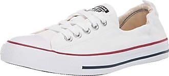 Converse Chuck Taylor All Star Shoreline White Lace-Up Sneaker - 9.5 B(M) US Women / 7.5 D(M) US Men