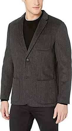 Goodthreads marchio amazon Goodthreads, blazer da uomo in seersucker, vestibilità standard, whiteblue, us xxxl (eu 5xl 6xl)