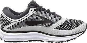 Brooks Revel Womens Road Running Shoes, White/Anthracite/Black - 9.5 UK