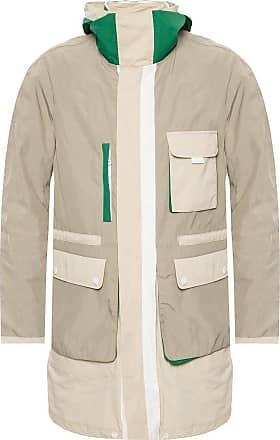 Yves Salomon Reversible Hooded Jacket Mens Multicolour