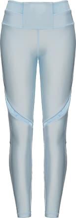 We Fit Store Calça Legging Tule Azul - Mulher - GG BR