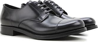 7c7611dcc3b33 Prada Budapester Schuhe für Herren Günstig im Outlet Sale