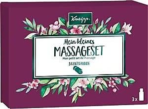 Kneipp Pflege Haut- & Massageöle Mein kleines Massage Geschenkset Massageöl Ylang Ylang 20 ml + Massageöl Glückliche Auszeit 20 ml + Massageöl Mandelblüten H