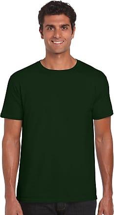 Gildan Gildan Softstyle Adult Ringspun T-Shirt Forest Green XL