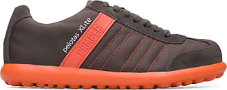 Camper Pelotas Xlite 18302-129 Sneakers Men 7 Brown Gray