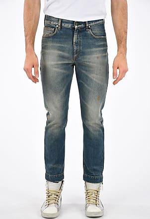 Gucci 17cm Printed Denim Jeans size 30