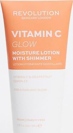 Revolution Body Skincare Vit C Glow Shimmer Lotion-No Colour