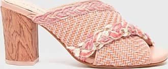 Kelsi Dagger Cosmo Woven Sandals Pink WomenS Sandal 5.5