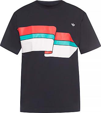 adidas Logo T-shirt Mens Navy Blue