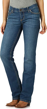 Wrangler Womens WRS40AL Jeans, Abigail, 3W x 34L