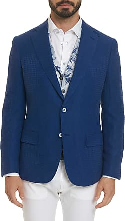 Robert Graham Mens R Collection Falco Sport Coat In Navy Size: 36R by Robert Graham