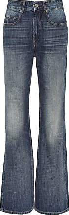 Isabel Marant High-Rise Flared Jeans Belvira
