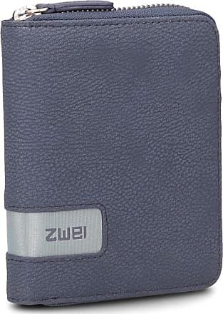 zwei M.Wallet MW10 Nubuk-Blue