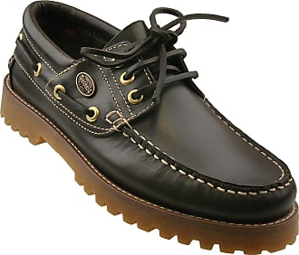 Dockers by Gerli Moccasins boots - black, cafe or deer for men and women, shoe size: Eur 41; colour: brown