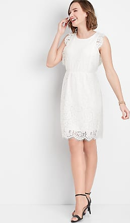 Maurices Lace Cutout Back Dress