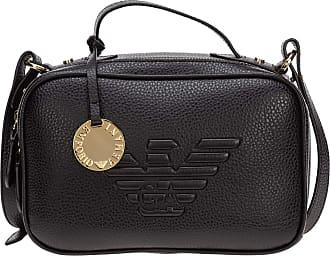 Emporio Armani women crossbody bags black