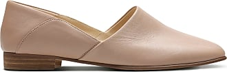 Clarks Womens Loafer Nude Leather Clarks Pure Tone Size 9.5