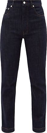 DOLCE /& GABBANA Jeans White Cotton SLIM DENIM Palm Crown Pants IT54//W38 RRP $750