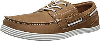 Unlisted by Kenneth Cole Kenneth Cole Unlisted Mens Boating License N1 Fashion Sneaker, Tan, 8.5 M US