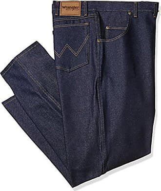 Wrangler Mens Big-Tall Big and Tall Rigid Rugged Wear Relaxed Fit Jean, Rigid Denim, 50Wx34L