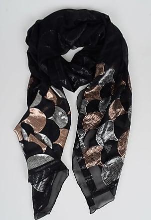 Bulgari 245x70cm Silk Blend Foulard size Unica