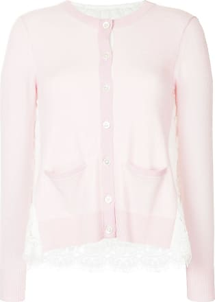 Onefifteen Cardigan de cashmere - Rosa