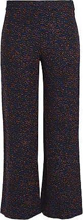 Missoni Missoni Woman Bouclé-knit Wide-leg Pants Black Size 40