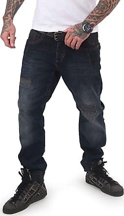 Yakuza Men Jeans Gimp Straight, Size:W36, Color:Indigo Vintage