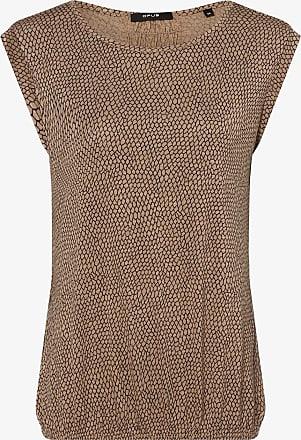 OPUS Damen Shirt - Strolchi reptile beige