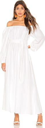 Mara Hoffman Malika Dress in White