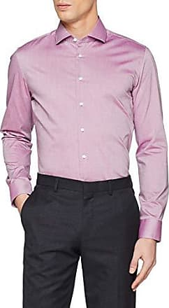Seidensticker Business Hemd Tailored Langarm Kentkragen Bügelfrei