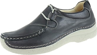 Wolky 6257327 Mens Lace-Up Shoes Anthracite Brown Size: 7 UK