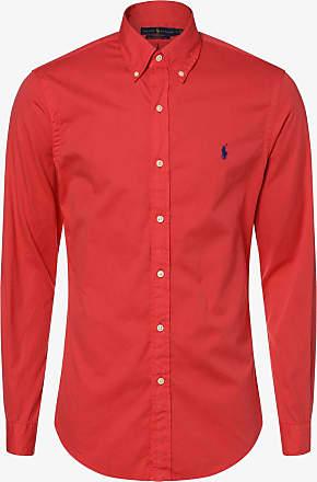 Polo Ralph Lauren Herren Hemd - Slim Fit rot