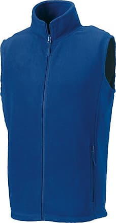 Russell Athletic Russell Outdoor fleece gilet Bright Royal 2XL