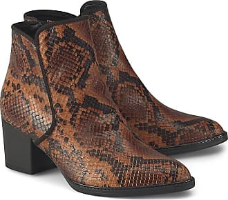 Gabor Ankle Boots taupe Damen Schuhe Ankle Boots