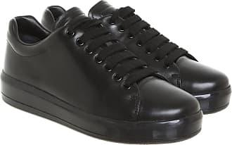 7c05f4ce1b97a Prada gebraucht - Sneakers aus Leder in Schwarz - EU 37