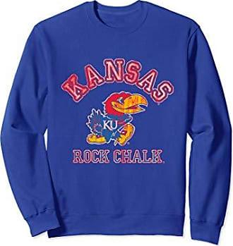 Venley Kansas Jayhawks KU NCAA Womens Sweatshirt uofk1009