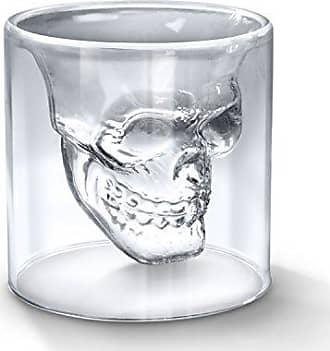 Fred Perry DOOMED Crystal Skull Shotglass
