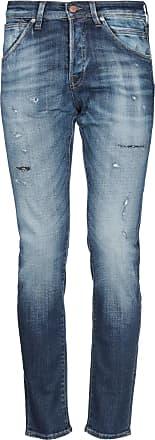 Jack /& Jones Jeans Uomo James SNO Blue Compact Pantaloni Nuovo