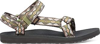 Teva Womens Original Universal Open Toe Sandals, Multicolour (Cactus Calliste Green Ccgrn), 5 UK (38 EU)